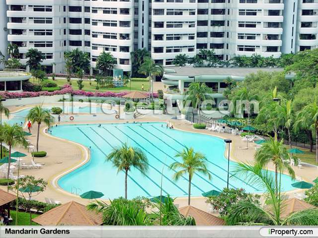 Mandarin gardens east coast katong for Pool garden marina mandarin