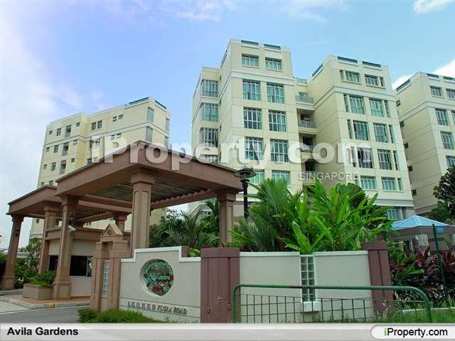 Avila Gardens City Marina Area Iproperty Com Sg
