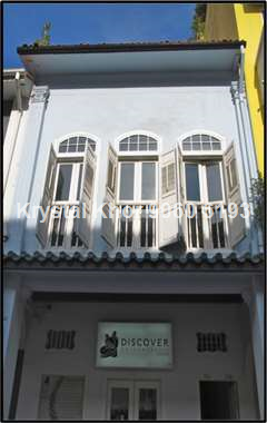71a Tras street