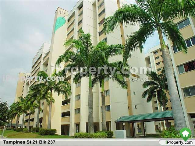 1 Bedroom 2 Rooms Hdb Flat For Rent In Tampines
