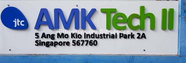 AMK Tech II