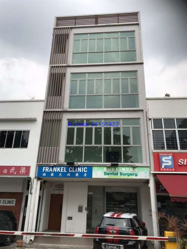 3 STOREY OFFICE FOR RENT