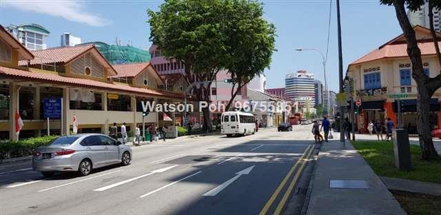 Shophouse at Jalan Besar