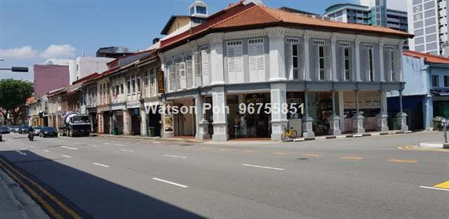 Freehold Shophouse at Jalan Besar