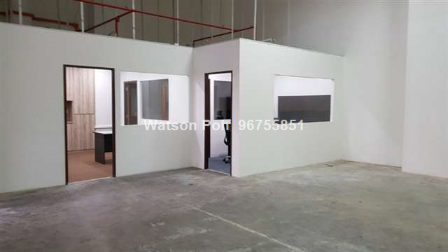 Tagore 23 Warehouse