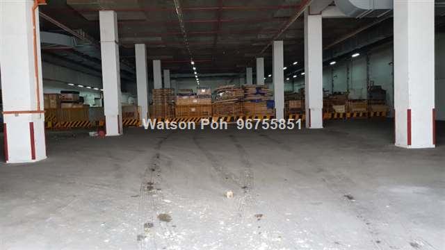 Ground Floor Warehouse at Jurong