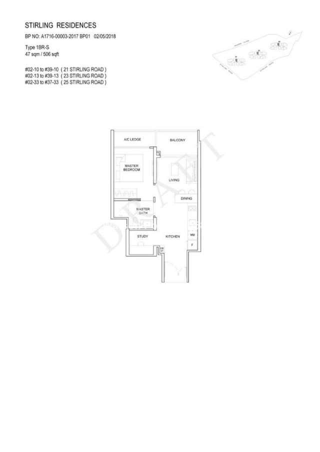 Stirling Residences