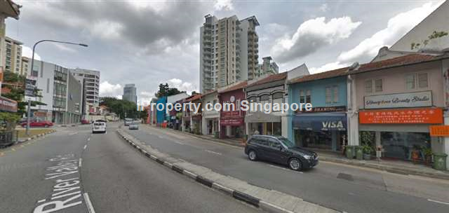 River Valley Road Shophouse