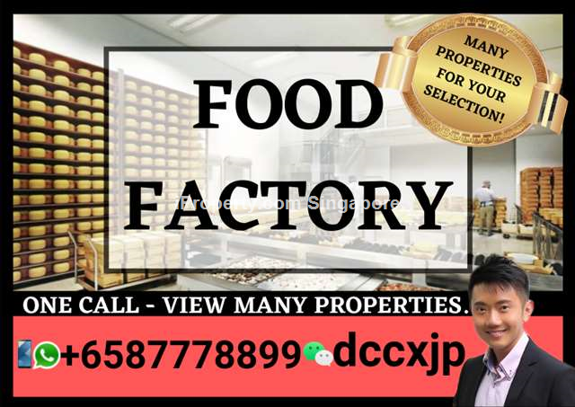 Food Factory for sale (Call to see all)
