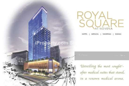 Royal Square at Novena