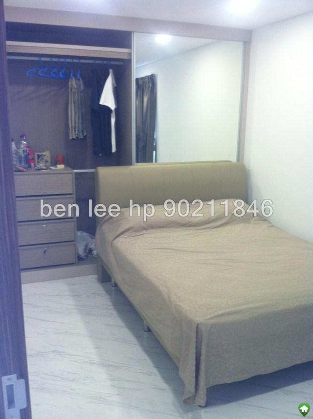 1 Bedroom Corner Terrace For Rent In Hougang Mrt Master Bedroom Rent Lease Landed