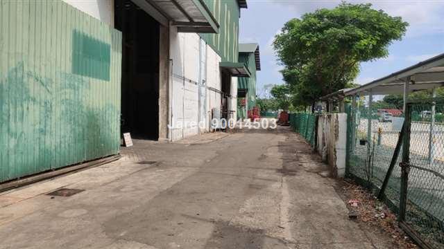 Jurong Ground Floor Column-Free Warehouse Workshop