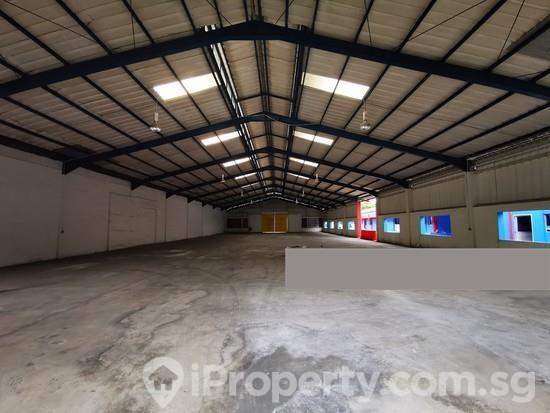 Warehouse Open Yard