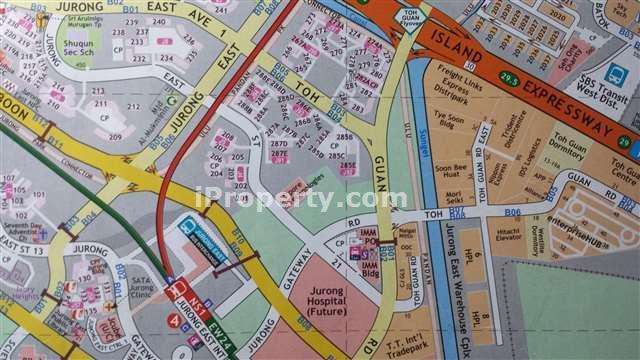 Jurong East, Blk 277