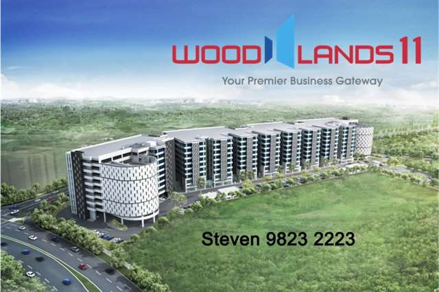 WOODLANDS 11 FOR RENT