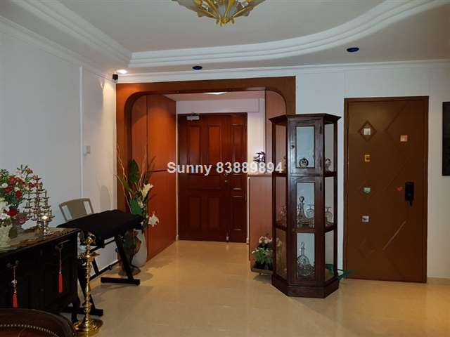 Central Area, Blk 672A