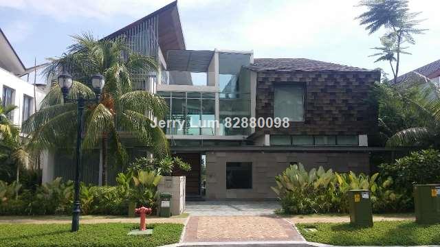 Resort Bungalow @ Sentosa Cove