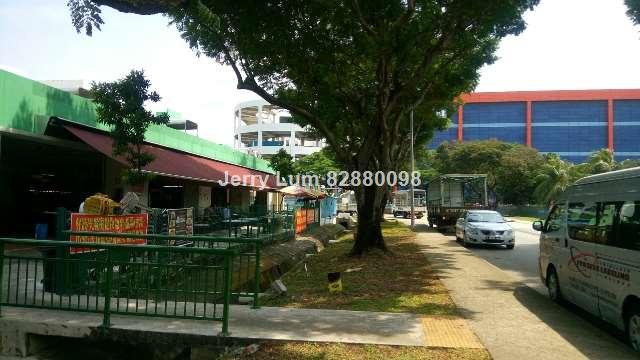 Industrial Canteen @ Benoi D 22