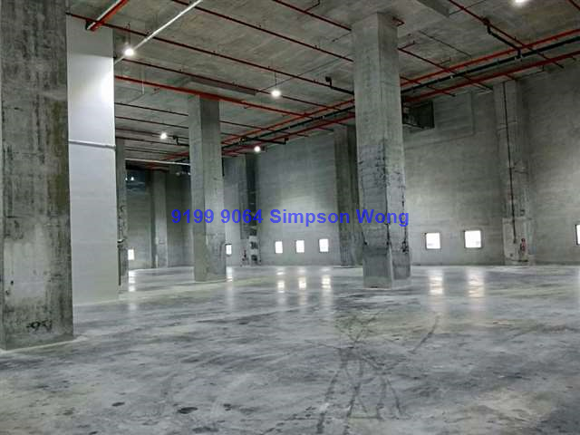 Food Factory for Rent Near Tuas Link MRT