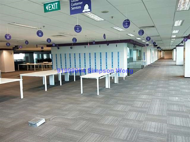 Fitted Business Park Office for Rent Near Expo MRT