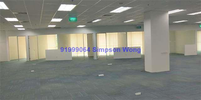 Business Park Office for Rent Near Jurong East MRT