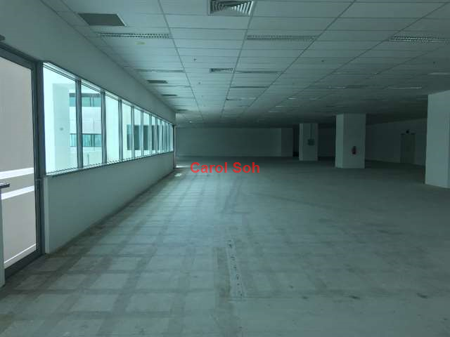Fitted Business Park Office @ Jurong East