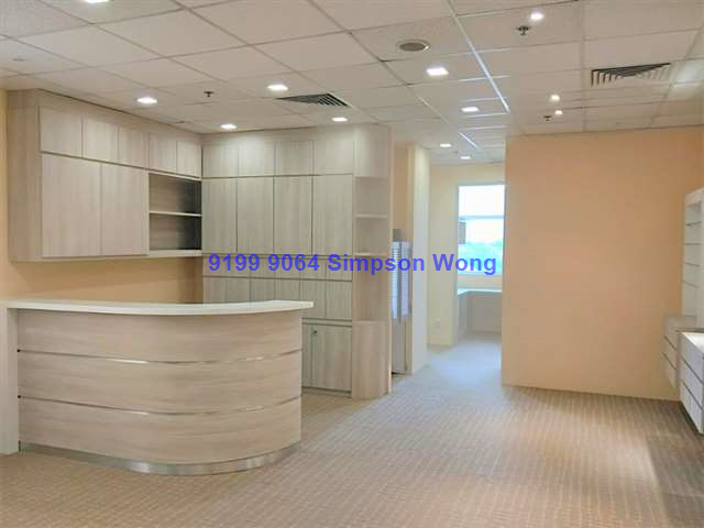 Fitted Medical Suite for Rent Near Orchard