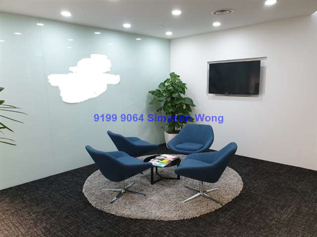 Fitted Office for Rent Near Fort Canning MRT