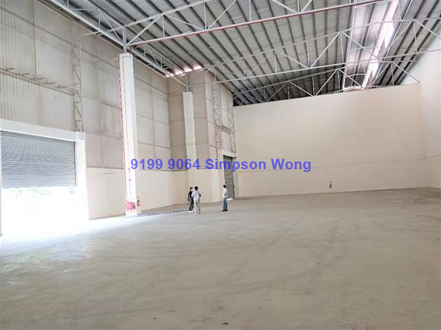 Ground Flr Warehse/Workshop for Rent at Tuas South