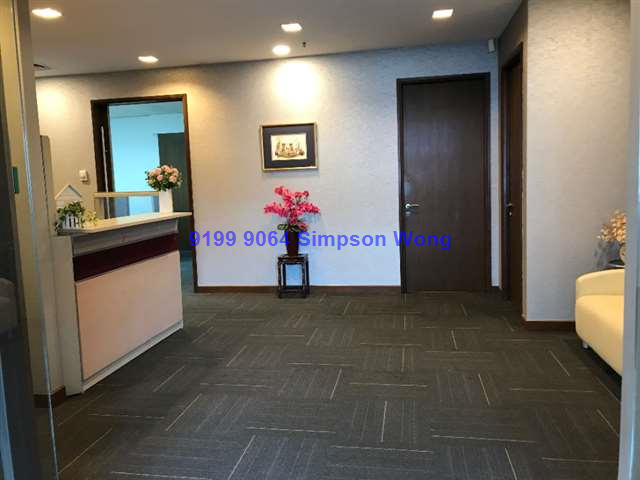 Corporate Image B1 Fitted Unit for Rent at Tannery