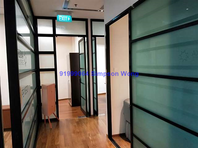 Fitted Corporate Office for Rent at Havelock