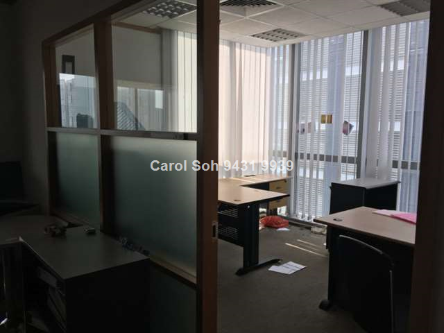 Fully Fitted Business Park Office @ Jurong East