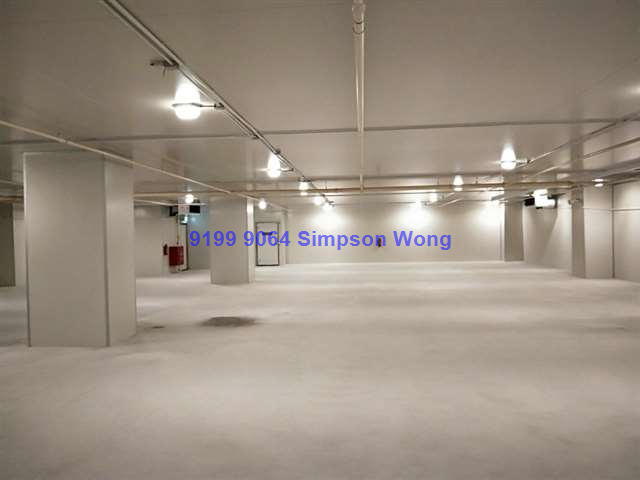 Cold Room Warehouse for Rent at Tampines