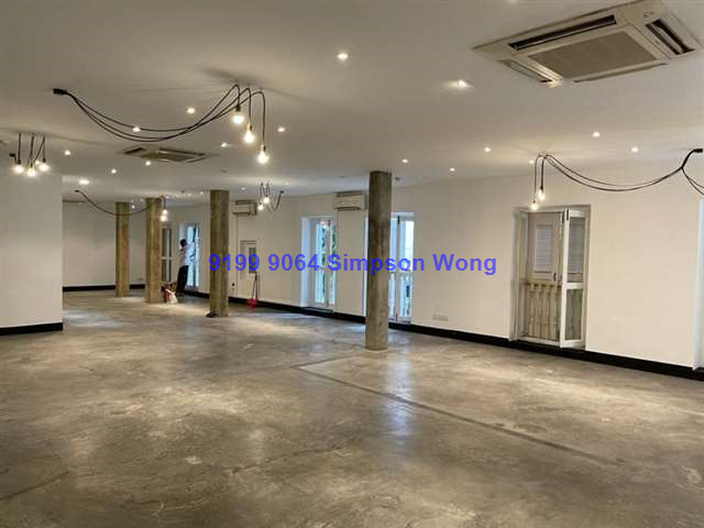 Shophouse Office for Rent Near Telok Ayer MRT