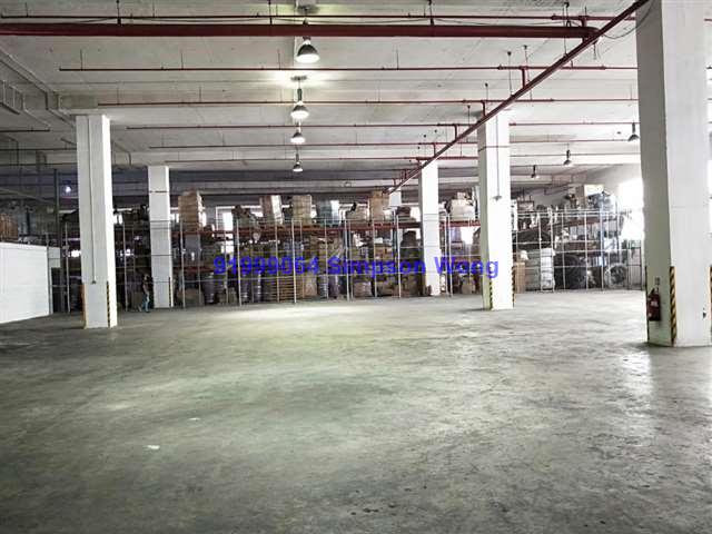 Ramp-Up Warehouse for Rent at Jurong / Pioneer