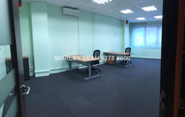 Toh Guan B1 Office with Storage Space