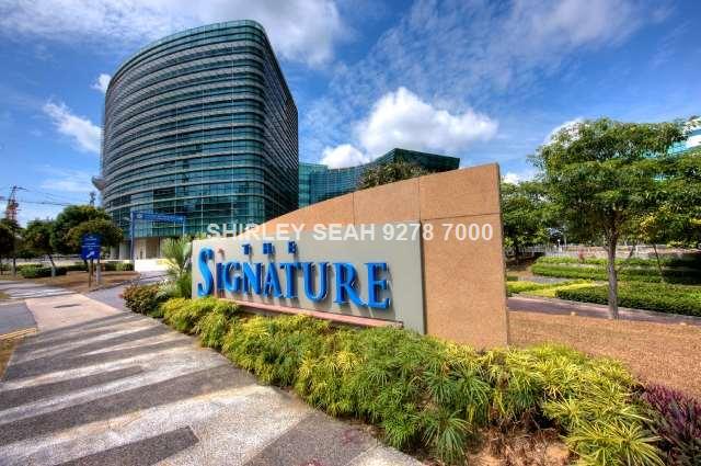 THE SIGNATURE- BUSINESS PARK BUILDING
