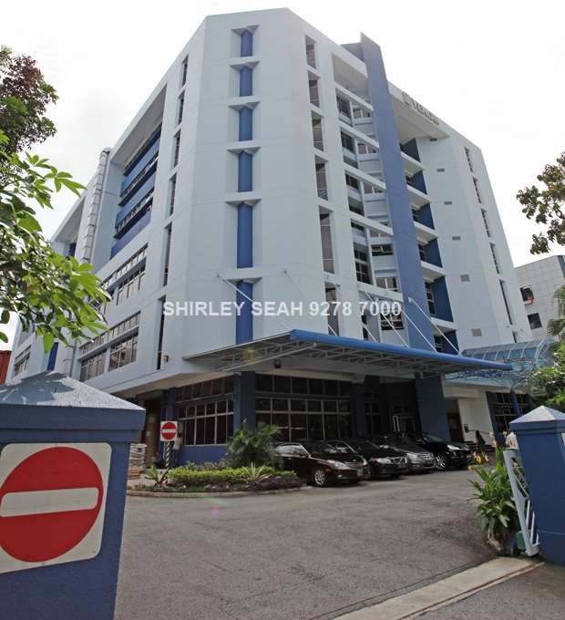 GENTING LANE- HIGH TECH INDUSTRIAL BUIL