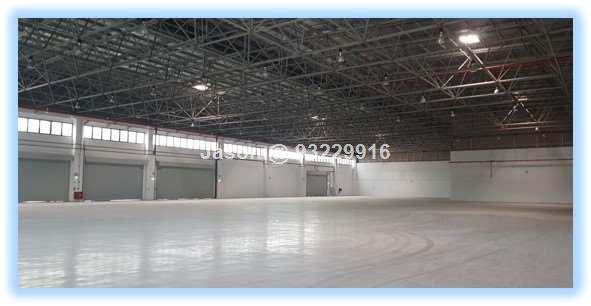Warehouse| Changi| Ceiling 9m|