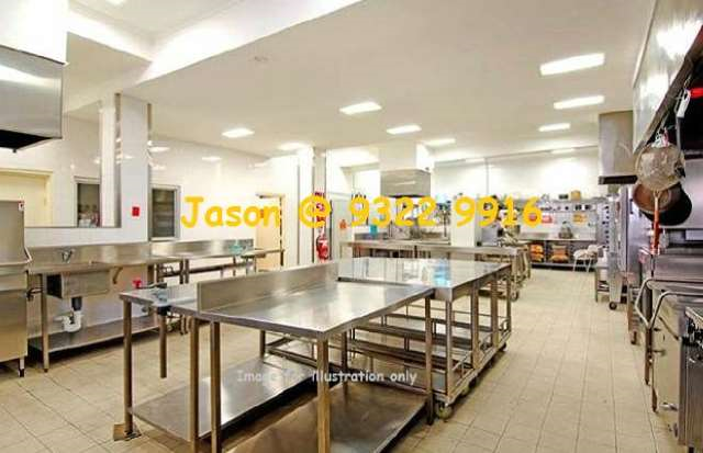 Rare Large Central Kitchen At North, , District 25 For Rent Ipl1192