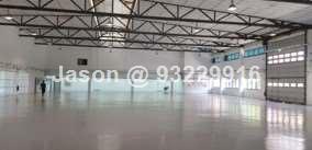 Warehouse| International Road | Ceiling 8 m| ~16,0