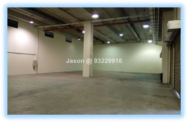 Warehouse| Toh Guan |Ramp Up| Ceiling 8m| Loading