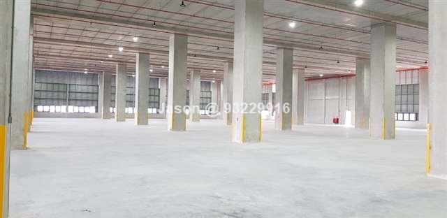 | Warehouse| Tuas Ave| Near MRT | Ceiling 9m|