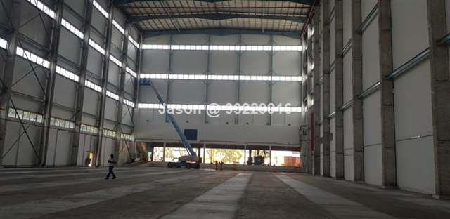 | Warehouse | High Ceiling | > 15m |Clementi| VNA|