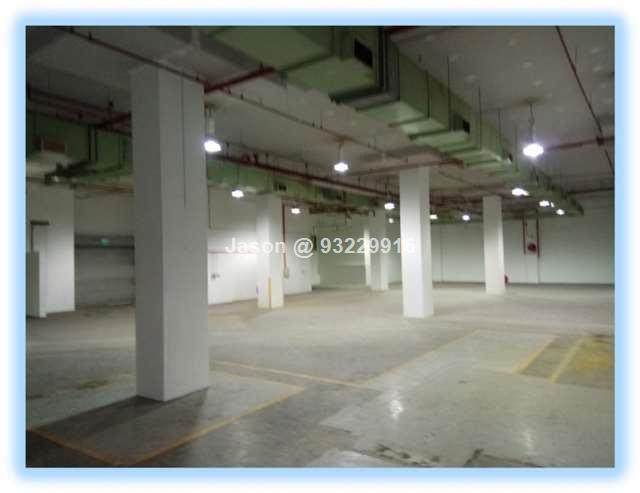  Rare  Aircon Warehouse I Changi   up to 8 m 