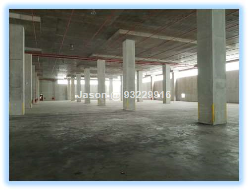 |Warehouse| Tuas West Road | Mins to MRT |Ceiling