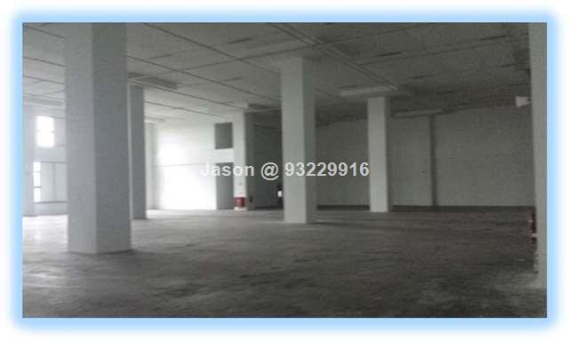 |Warehouse| Pioneer Road | Near MRT |Ceiling 9m|