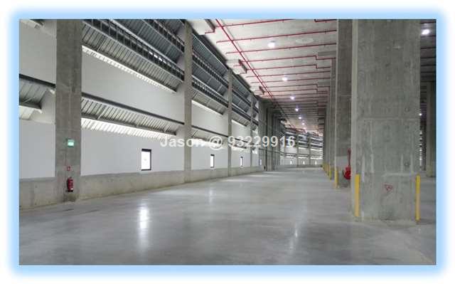 Warehouse| Jalan Buroh| Ceiling 11m|