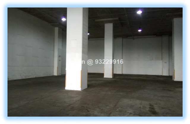 Warehouse| Penjuru |Ramp Up| Ceiling 8m| Loading B