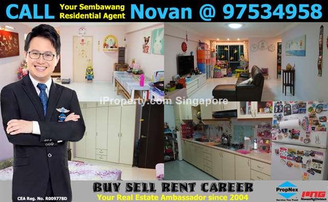 Sembawang, Blk 353A